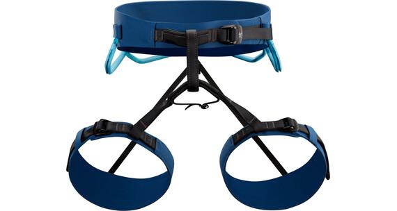 Arc'teryx AR-395a klimgordel Heren S blauw